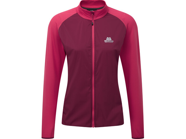 Mountain Equipment Trembler Veste Femme, cranberry/virtual pink